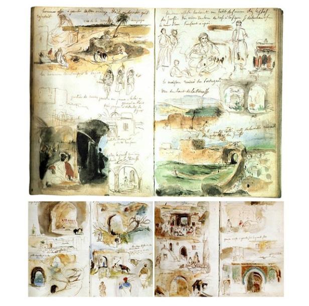 caderno-eugene-delacroix-1798-1863