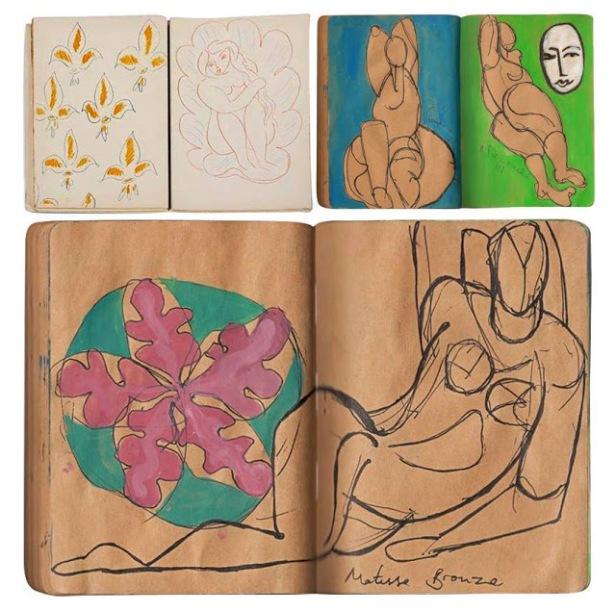 caderno-henri-matisse-1869-1954