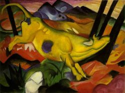 franz_marc-the_yellow_cow-1911
