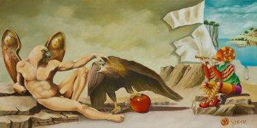 O Observador da Transformação de Adão e Eva